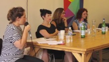 If Not Why Not? panel at Artspace March 2013