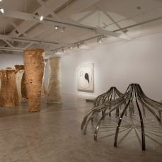Collection+: Pinaree Sanpitak. Curated by Jasmin Stephens. SCAF Project 23. Installation view. Photo: silversalt photography, 2014
